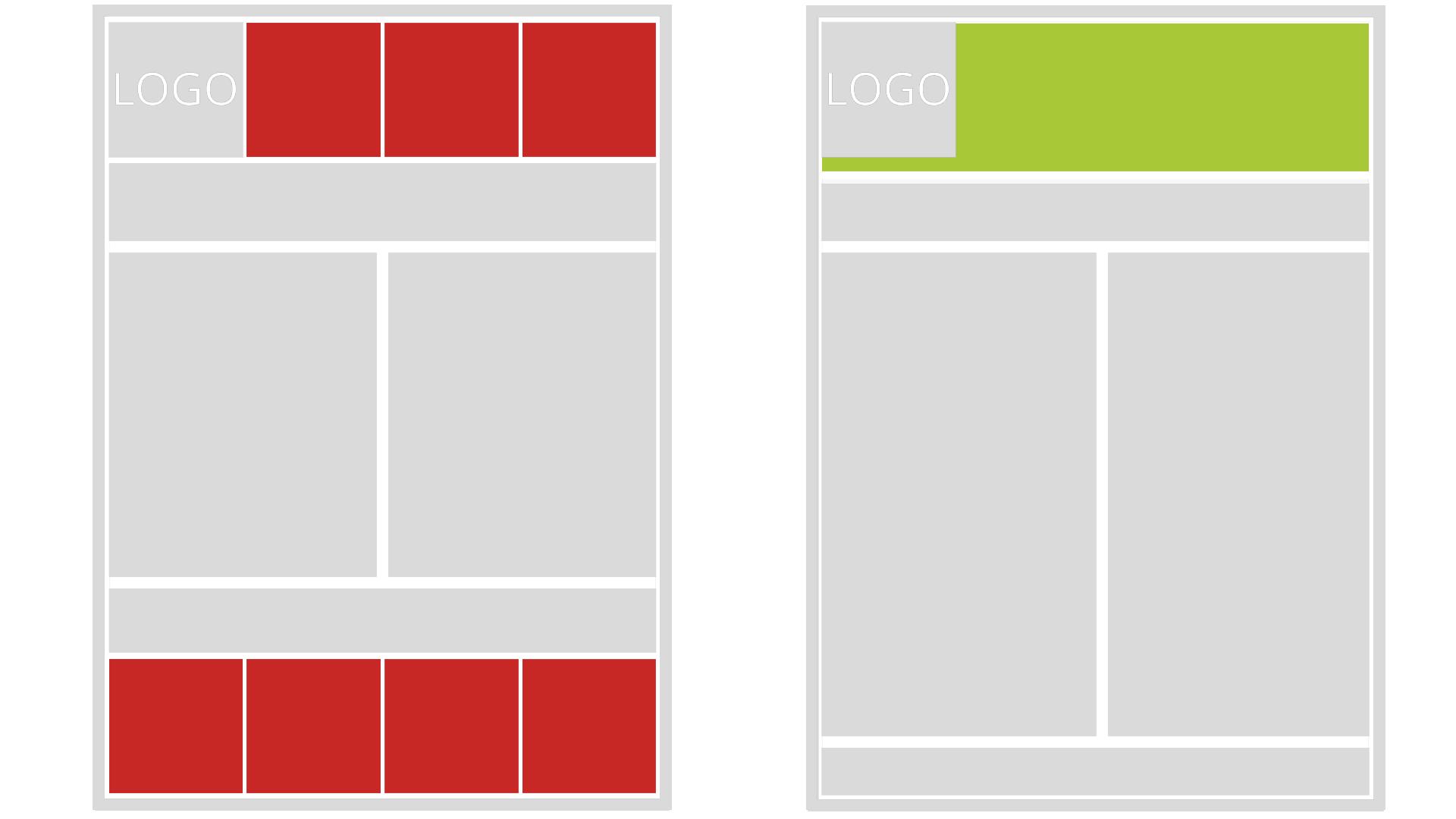 Infografik – Bilder in Stellenanzeigen