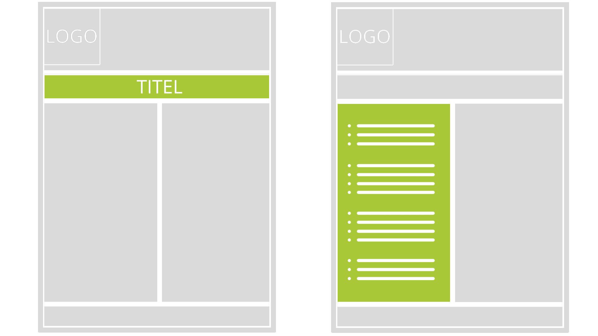 Infografik – Text in Stellenanzeigen