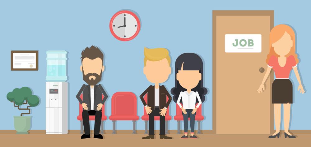 Mitarbeiter finden über Mitarbeiterauswahl