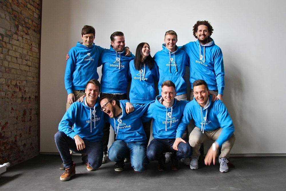 Team von Store2Be
