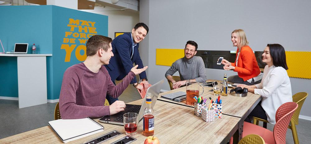 Beehive – Coworking Space in Frankurt