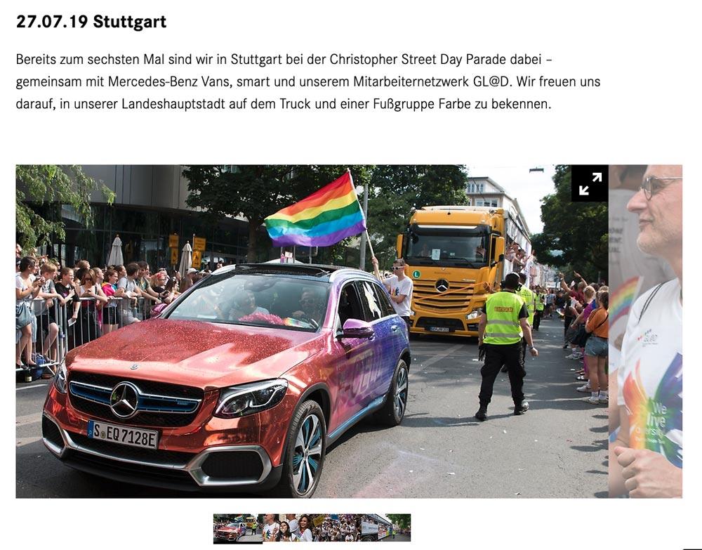Diversity Management bei Daimler