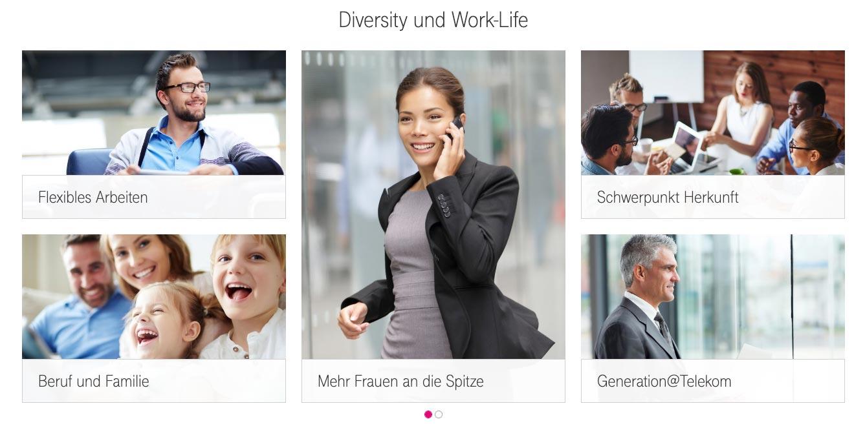 Diversity Management bei der Telekom