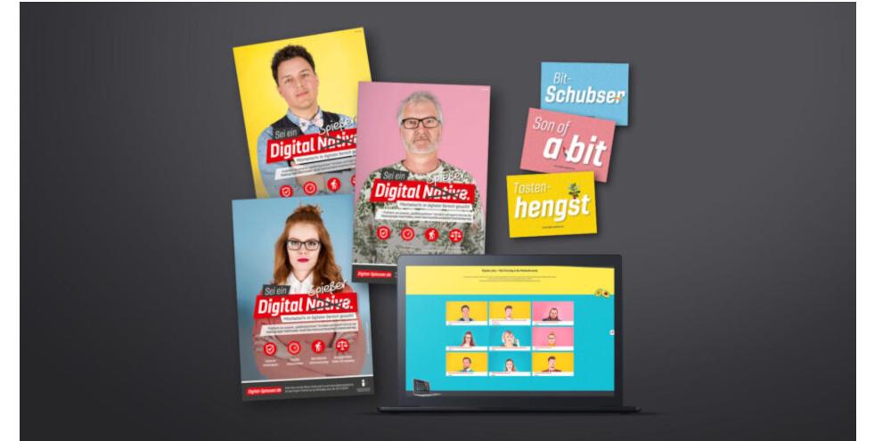 Recruiting-Kampagne von Mediengruppe Oberfranken