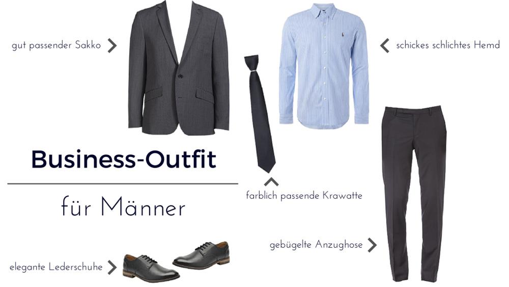 huge selection of 56fa3 d0419 Die richtige Kleidung zum Vorstellungsgespräch
