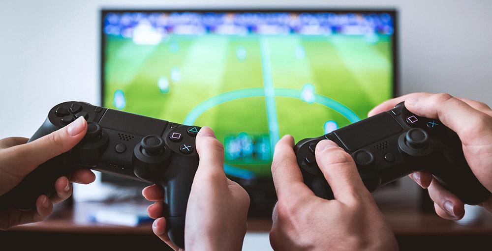 Videospiel – Hobbys im Lebenslauf