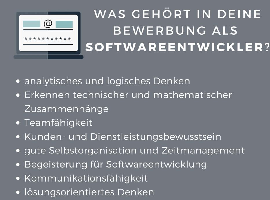 Softwareentwickler_Bewerbung