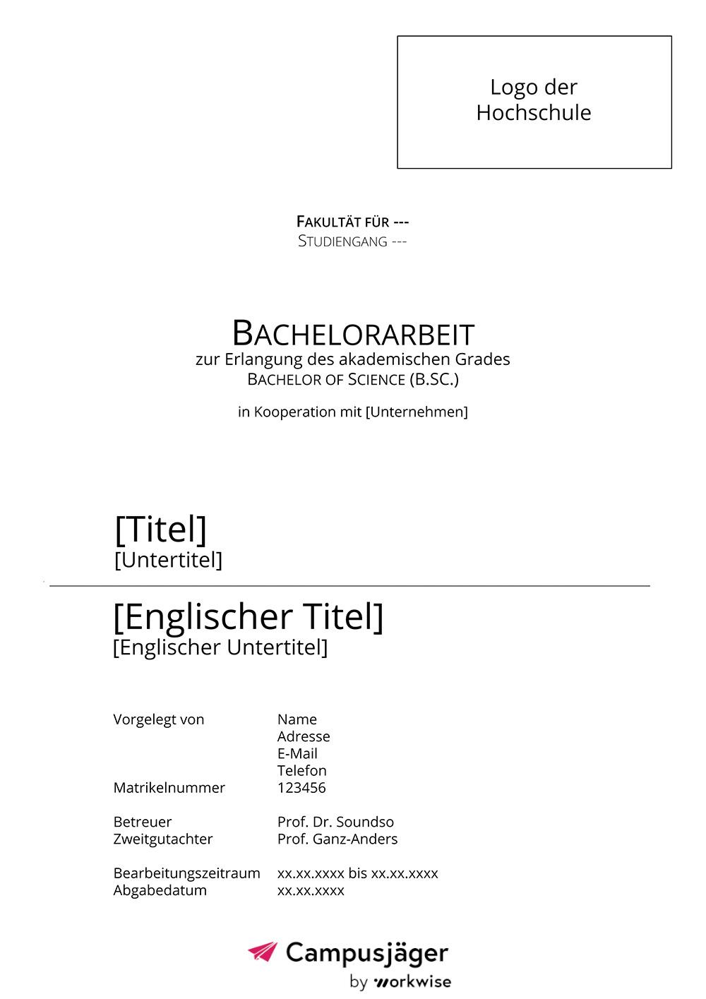 Deckblatt-Bachelorarbeit-Vorlage