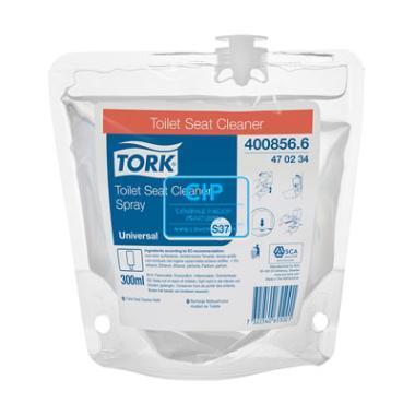 TORK TOILETSETCLEANER SPRAY 300ml S37 REF 47 02 34 (6st)