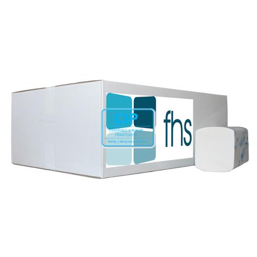 FHS CELLULOSE HANDDOEKJES INTERFOLD 2-LAAGS 22x42cm (20x120st)