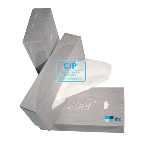 FHS PROFESSIONAL TISSUES 2-LAAGS 21x21cm (40x100st)