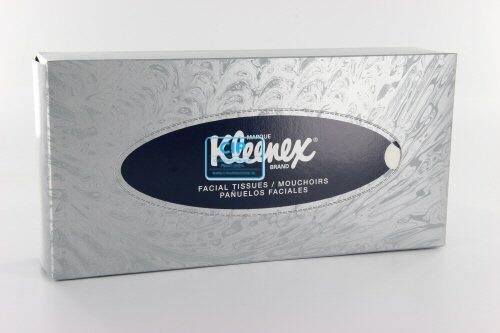 KIMBERLY CLARK KLEENEX FACIAL TISSUES 21,5x18,5cm NR.8835 (21x100st)