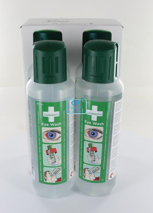 CEDERROTH EYE WASH OOGSPOELING 2x500ml 6367