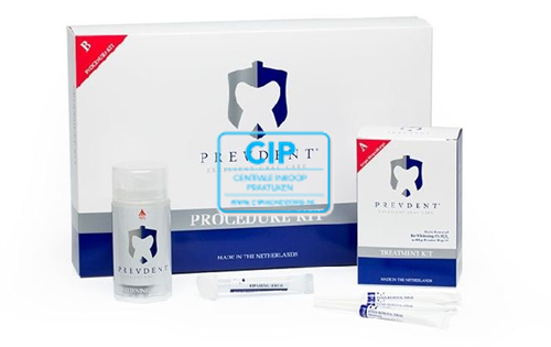 PREVDENT CrWR IN-OFFICE 6% H2O2 nHAp PROCEDURE KIT
