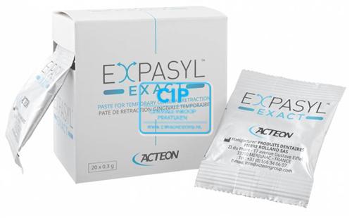 ACTEON EXPASYL EXACT RETRACTIE PASTA IN CAPSULES ECO (50x0,3gr) 261011