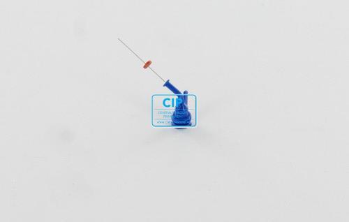 ULTRADENT SPOELNAALDEN NAVI TIPS 30G 25mm DONKERBLAUW NR.UP-1423 (50st)