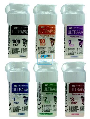 ULTRADENT ULTRAPAK CLEAN CUT CORD NR.000 (244cm)