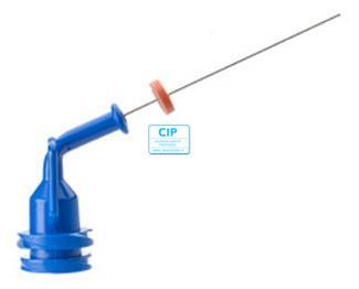 ULTRADENT SPOELNAALDEN NAVI TIPS 29G 25mm LICHTBLAUW NR.UP-5114 (20st)