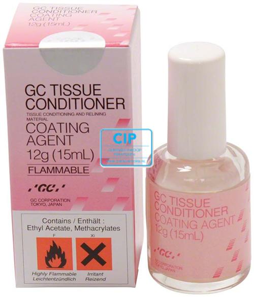 GC TISSUE CONDITIONER COATING AGENT (15ml)