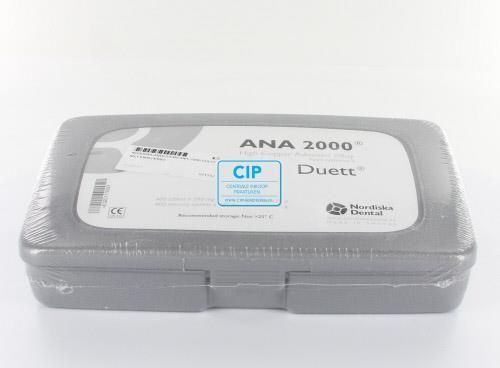 NORDISKA AMALGAAM ANA-2000 DUETT MET KWIK (400st)