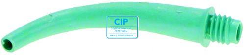 KERRHAWE AANZETSTUKJE VOOR PLASTIC AMALGAAMPISTOOL GEBOGEN NR.941/2