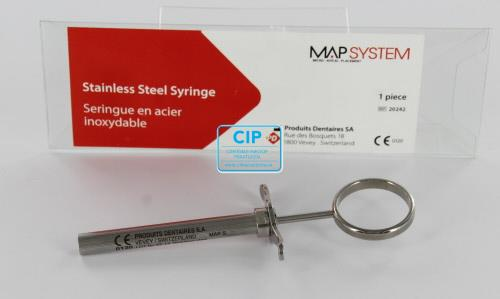 PD MAP SYSTEM STAINLESS STEEL SYRINGE 20242