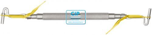 HU-FRIEDY AMALGAAM CARRIER MEDIUM/LARGE (2,8mm/2mm) NR.AC5202