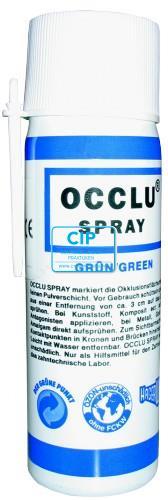 HAGER&WERKEN OCCLU SPRAY GROEN (75ml)