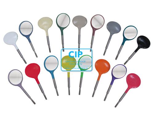 ZIRC CRYSTAL PLASTIC MONDSPIEGELS MAAT 5 KLEUR R NEON PAARS (12st)