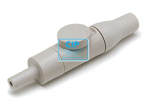 ZIRC SALIVA EJECTOR VALVE WITH ROTARY ON/OFF CONTROL