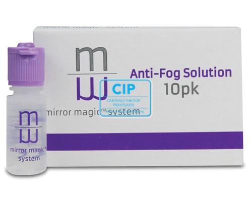 ZIRC MIRROR MAGIC (10 flesjes à 6 ml Anti-Fog Solution)