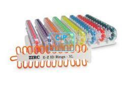 ZIRC E-Z ID CODE-RINGEN X-LARGE ORANJE (25st)