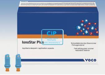 VOCO IONOSTAR PLUS MOLAR CAPSULES A-3 ECONOMY PACK (150st) 2547