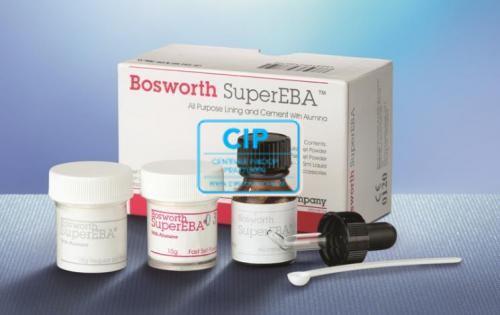 BOSWORTH SUPER-EBA CEMENT-KIT COMPLEET (2x15gr/6,5ml)
