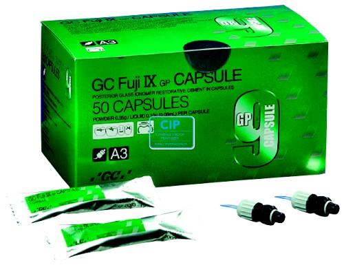 GC FUJI-9 GP CAPSULES A-2 (50st)