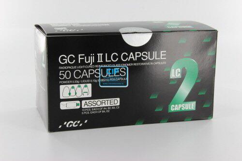 GC FUJI-2 LC CAPSULES ASSORTIMENT (50st)