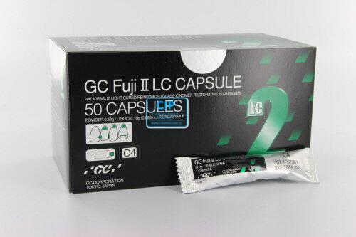 GC FUJI-2 LC CAPSULES KLEUR C-4 (50st)