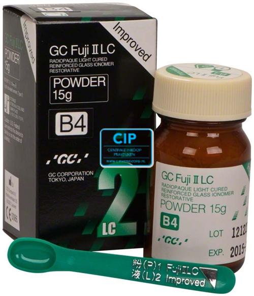GC FUJI-2 LC POEDER IMPROVED B4 (15gr)