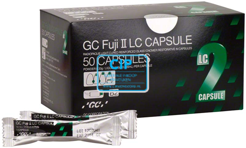 GC FUJI-9 GP CAPSULES B-2 (50st)