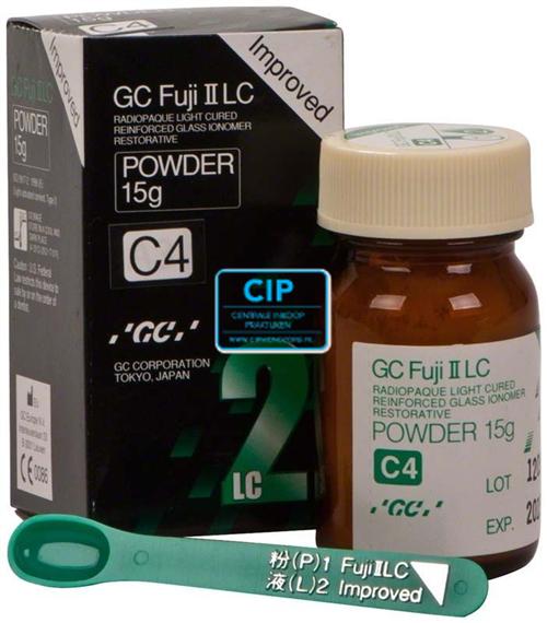 GC FUJI-2 LC POEDER IMPROVED C4 (15gr)