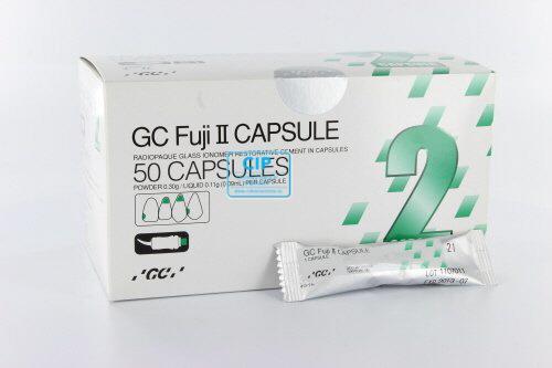 GC FUJI-2 CAPSULES KLEUR 21 (50st)