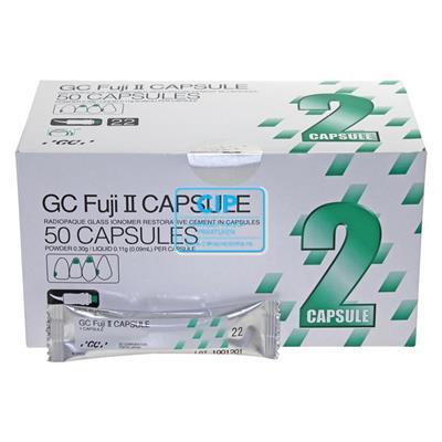 GC FUJI-2 CAPSULES KLEUR 22 (50st)