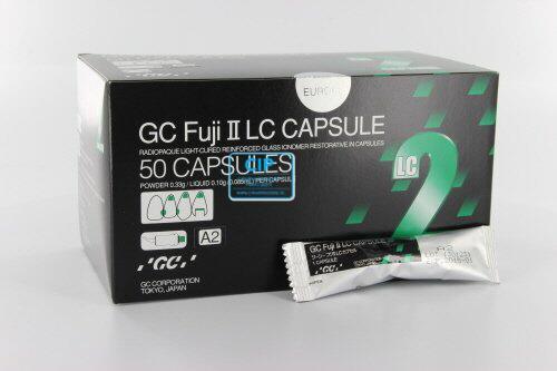 GC FUJI-2 LC CAPSULES KLEUR A-2 (50st)