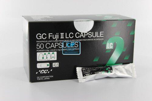 GC FUJI-2 LC CAPSULES KLEUR A-3.5 (50st)