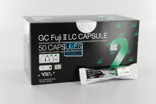 GC FUJI-2 LC CAPSULES KLEUR B-2 (50st)