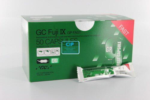 GC FUJI-9 GP FAST CAPSULES A-3.5 (50st)
