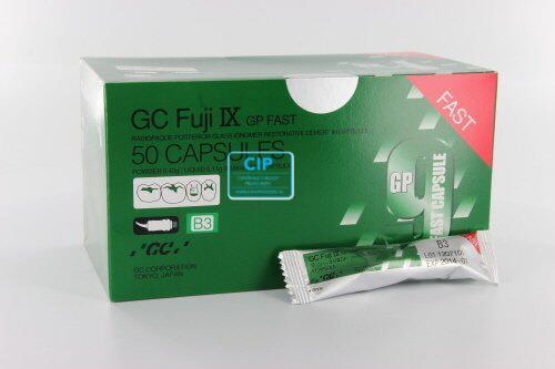 GC FUJI-9 GP FAST CAPSULES B-3 (50st)
