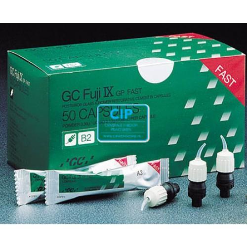 GC FUJI-9 GP FAST CAPSULES B-2 (50st)