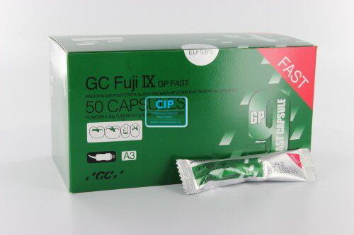 GC FUJI-9 GP FAST CAPSULES A-3 (50st)