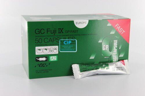 GC FUJI-9 GP FAST CAPSULES A-2 (50st)